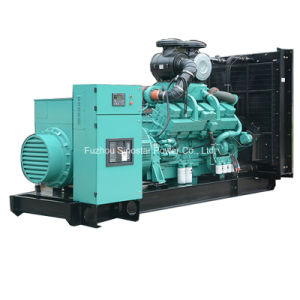 1200kw 1500kVA Cummins Diesel Generator Set with Kta50-GS8
