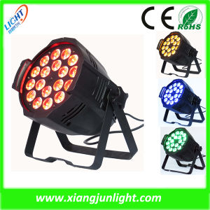 Indoor 18X10W LED PAR Can Light 4 In1 LED Lamp PAR Can pictures & photos