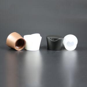 T Shape Plastic Cap for Shampoo Bottle (NCP31) pictures & photos
