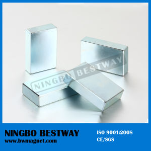 Block Shape Strong Neodymium Magnet pictures & photos