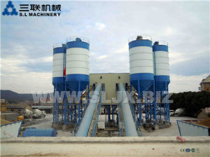 Concrete Batching Plant Concrete Plant Concrete Mixer pictures & photos