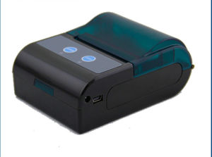 Sh58 Mini Portable Mobile Bluetooth Thermal Receipt Printer