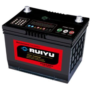 Ns70mf Lead Acid Maintenance Type and Starting Usage Car Battery pictures & photos