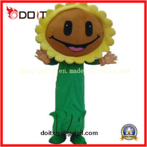 Custom Made Sun Flower Plant Mascot Costume for Adult pictures & photos