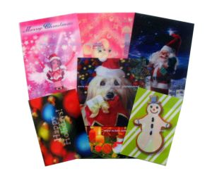 2015 New Printing Kids 3D Lenticular Sticker pictures & photos