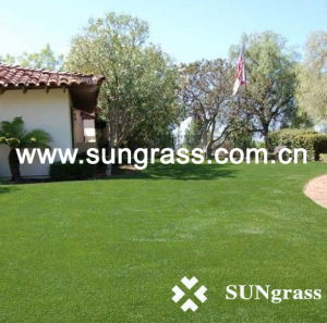 Garden or Courtyard Synthetic Grass (SUNQ-HY00011) pictures & photos