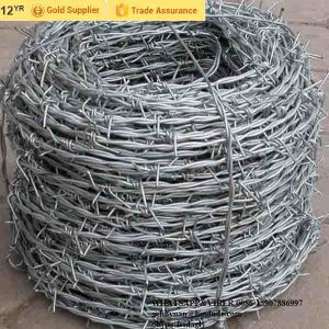 Barbed Wire Types Wire Fencing Contractors Fence Security Wire pictures & photos