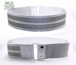 Hot Sale Elastic Waist Belt Ky5898 pictures & photos
