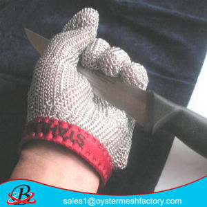 Stainless Steel Cut Resistant Gloves pictures & photos
