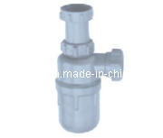 PP Anti-Siphon Bottle Trap (JH-PP007) pictures & photos