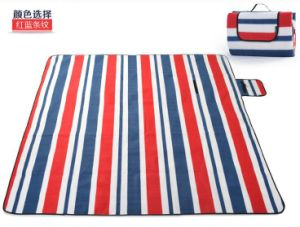 2016 Happy Style Rural Microfiber Picnic Blanket pictures & photos
