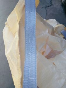 Made in China Yellow Color Export to Korea PP Bulk Bag pictures & photos