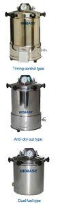 Biobase Desk-Top Mini Portable Autoclave with 18L, 24L pictures & photos