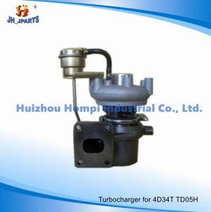 Turbocharger for Mitsubishi/Hyundai 4D34t D4da Td05h 28230-45100 49178-03123 pictures & photos