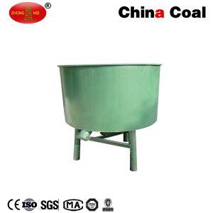Jq350 Mini Automatic Control Pan Type Concrete Mixer Machine pictures & photos