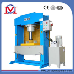 Frame Type Advanced Power 150 Tons Hydraulic Press Machine (MDY150/35) pictures & photos