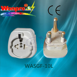 Multi-Purpose Travel Adaptor --Socket, Plug (WASGF-10L) pictures & photos