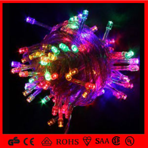 china led outdoor christmas decoration rgb fairy light china holiday