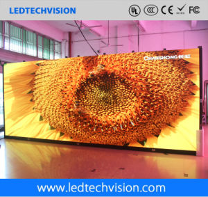 4k HD TV Wall Indoor Fixed Project High Definition (P1.5mm, P1.6mm, P1.9mm)
