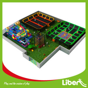 Same Product Different Experience Supplier Indoor Trampoline Courts pictures & photos