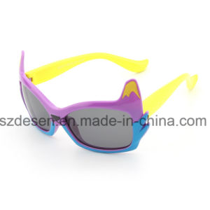 High Quality Fashionable Unisex Tr90 Kids Sunglasses pictures & photos