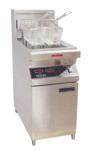 Single Tank Electric Fryer (FEHCD121) pictures & photos
