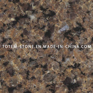 Natural Polished Stone Tropic Brown Granite for Tile, Countertop, Slab pictures & photos
