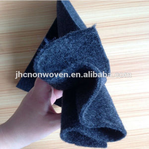 Flame Retardant Polyester Needle Punched Felt Upholstery Cover Fabric