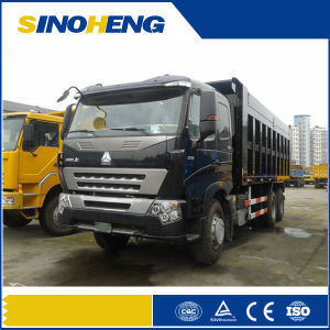 HOWO A7 6X4 25t Durable Rear Dump Truck Tipper pictures & photos