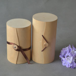 Customized Soft Pure Wooden Cork Bark Box for Packaging pictures & photos