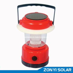 Solar Camping Light with 2PCS Solar Panel pictures & photos