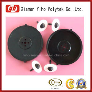 OEM Excellent Elasticity EPDM Black Rubber Air Pump Diaphragm pictures & photos