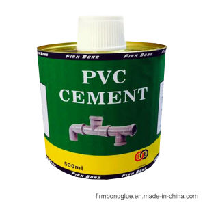 Hot Sale Fast Curing PVC Glue pictures & photos