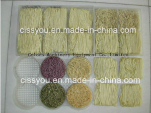 Fried Instant Round and Square Food Noodle Processing Making Machine pictures & photos