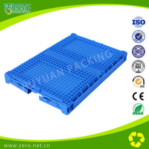 High Quality Standard Plastic Foldable Crates for Warehouse pictures & photos