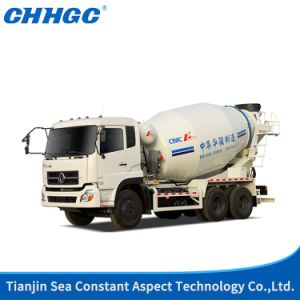 Df Concrete Mixer Truck 10 pictures & photos
