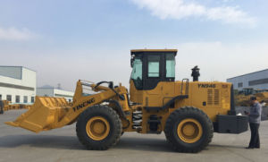 Yineng 4 Ton Wheel Loader Yn946 pictures & photos
