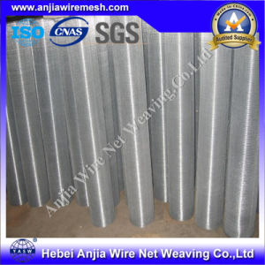 Galvanized Square Wire Mesh Filter Screen pictures & photos