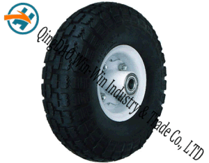 4.10/3.50-4 Wear-Resistant Rubber Wheel for Machine pictures & photos