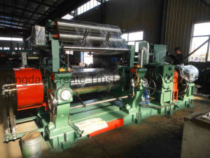 Reasonable Price Rubber Two Roll Mill (CE/ISO9001) pictures & photos