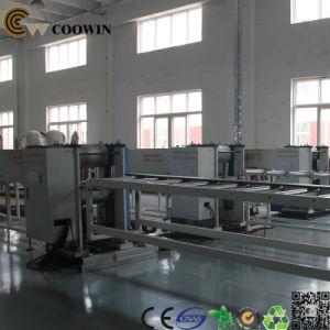 PP/PE/PVC Wood Plastic WPC Profile Production Line /PVC Extrusion Machine pictures & photos