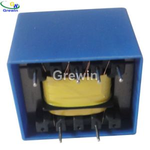 Ei Encapsulated Transformer with Epoxy Resin Waterproof and ISO9001: 2015 Approval pictures & photos