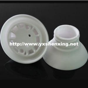 Environmental Type Energy Saving Insulating G55 LED 95% Alumina Ceramic Lamp Holder