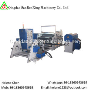 EVA Hot Melt Adhesive Film Coating Machine pictures & photos