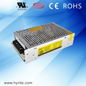 Hyrite Indoor LED Driver 50W 5V/12V/24V Indoor AC to DC Constant Voltage Switching Mode Power Supply for LED Strips with Ce RoHS SAA Saso TUV Bis pictures & photos