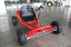 Gas Kart 196cc Hydraulic Disc Brake Pull Start Buggy Go Cart pictures & photos