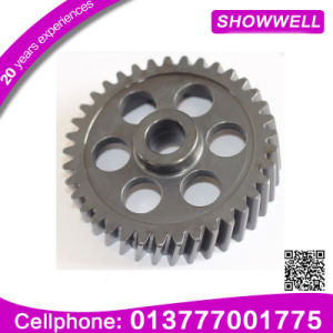 Cheap Gear Customized Steel Stock Spur Gears with High Efficiency Form China Planetary/Transmission/Starter Gear pictures & photos