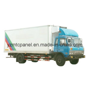 Bright Appearance FRP CBU Freezer Truck Body pictures & photos