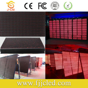 Outdoor P10 Red Monochrome LED Display LED Module pictures & photos