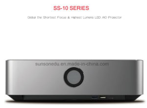 Projector LED DLP Ultra-Short Focus Windows Android Interactive pictures & photos